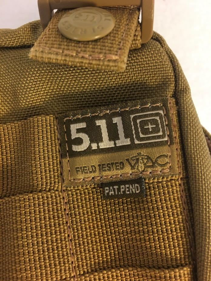 5.11 Tactical Series MOLLE first aid pack (empty) 7