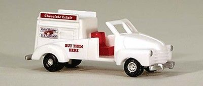 Life Like (Scene Master) Good Humor Ice Cream truck #1646. HO 1:87, new