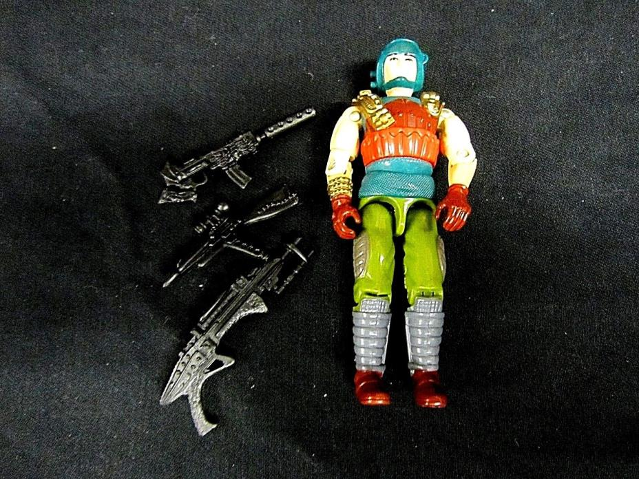 VINTAGE GI JOE SONIC FIGHTERS DODGER #7065