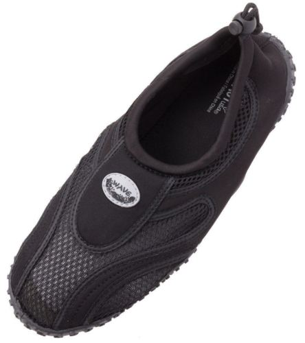 Easy USA Men's Wave Water Shoes Black