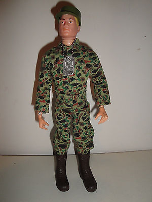 GI JOE ACTION MARINE VINTAGE