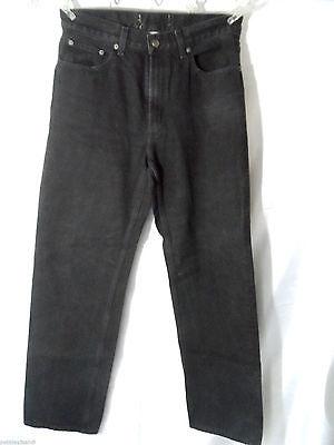 OLD NAVY Jeans men 33x32 Black denim pants Straight leg Regular fit Mall brand