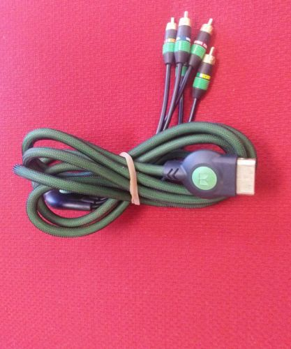 Monster Component Cable for the Original Xbox