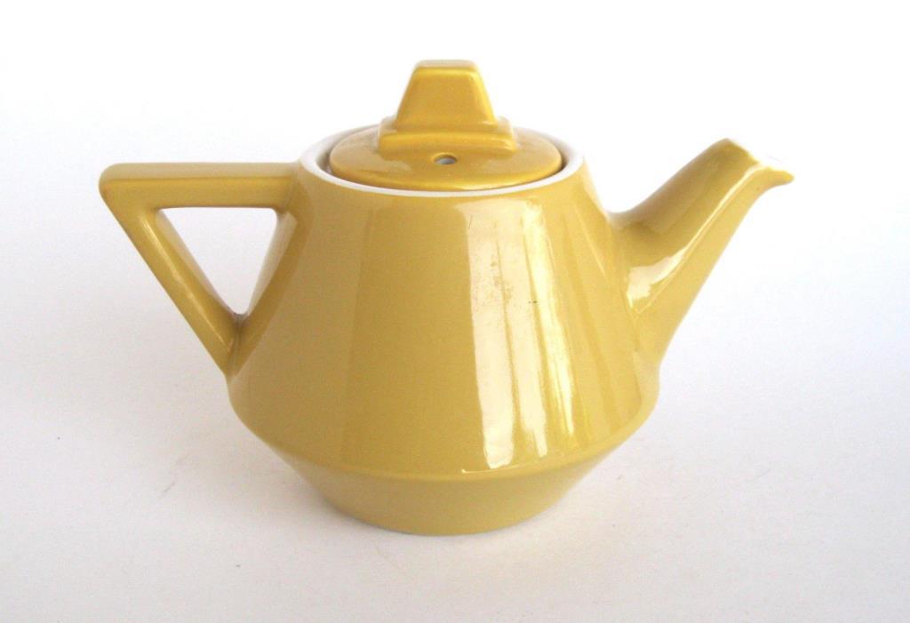Hall Super Ceram Teapot - Art Deco Styling