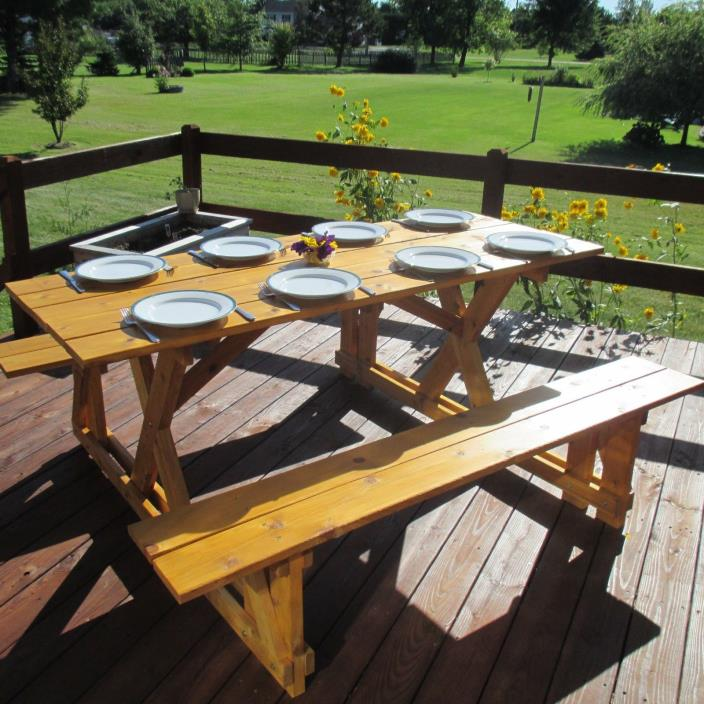 Cedar Picnic Table For Sale Classifieds
