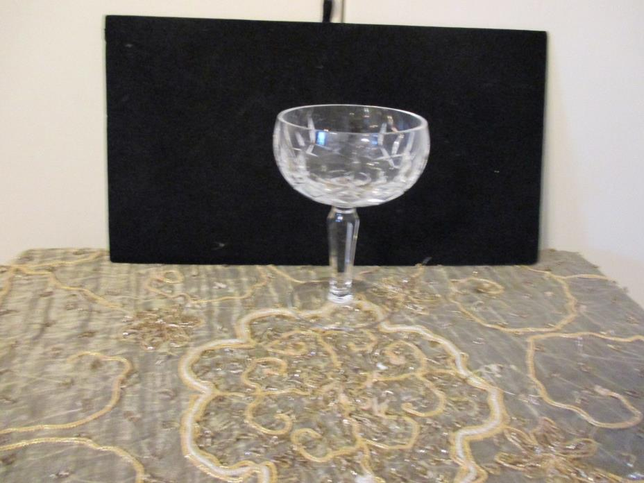 Waterford Crystal Champagne Glasses For Sale Classifieds