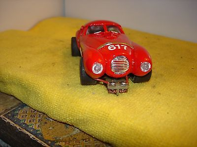 Vintage RARE 1962 Ferrari 166 MM UOVO slot car 1/32 offered by MTH