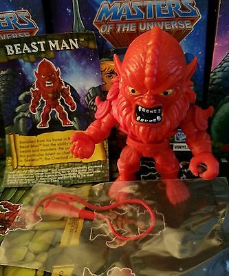 Loyal Subjects BEAST MAN Masters Of The Universe MOTU Target Exclusive IN HAND