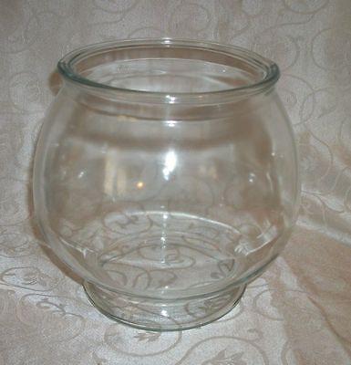 Nice Glass Big Fish Bowl 8