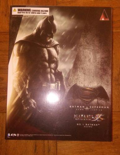 Batman V Superman Play Arts Kai No.1 Batman