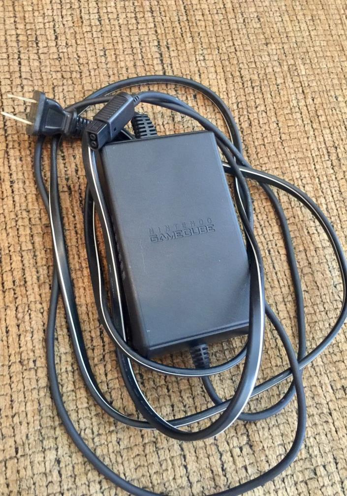 AC Power Adapter For The Nintendo GameCube System Wall Charger Brand New 9Z