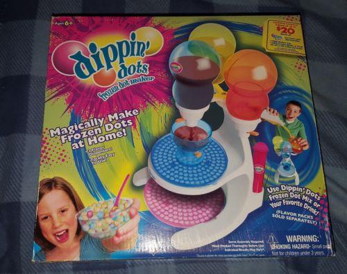 DIPPIN DOTS MAKER BRAND NEW COMPLETE Dippin Dots Frozen Dot Maker