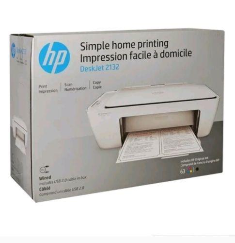 HP Deskjet 2132 All-in-One Printer/Copier/Scanner*