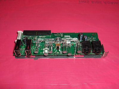 X8682 Dell, Inc USB Audio Control Panel Optiplex 745 GX620 Dim 5150
