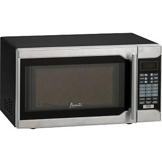 Avanti brand 700 Watts Microwave Oven (MO7103SST)