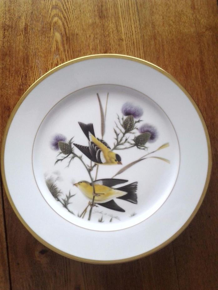 Ruthven Hutschenreuther Limited Edition Goldfinch 10.5