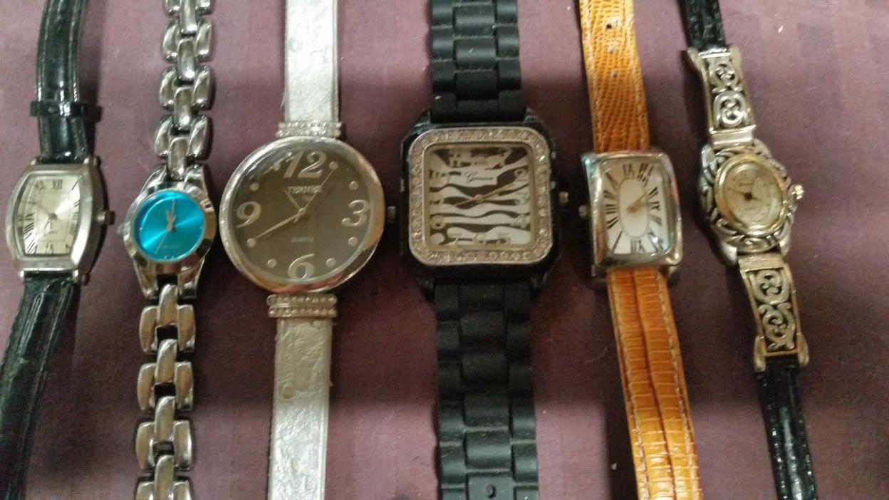 lot of 80 plus watches most ladies watches