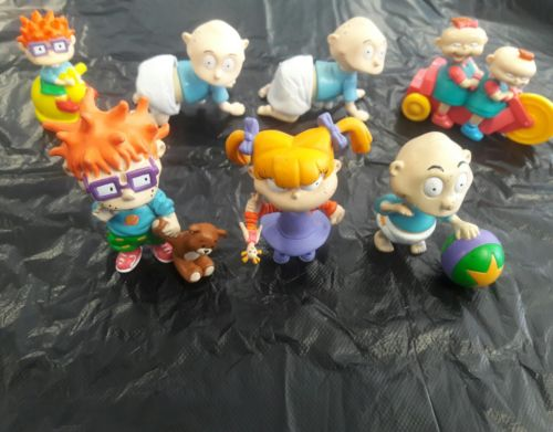 Rugrats figurines