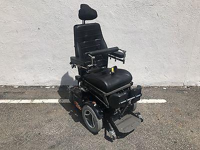 Permobil C500 VS High Speed Rehab Power Wheelchair - 19