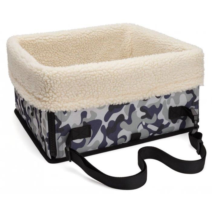 Dog Car Seats For Small Dogs Pet Cat Booster Animal Waterproof Chair Soft Cozy