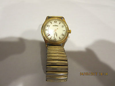 VERY REAR COLLECTABLE DELBANA SWISS MADE 1957-58 M-YEAR  manual winding #114031
