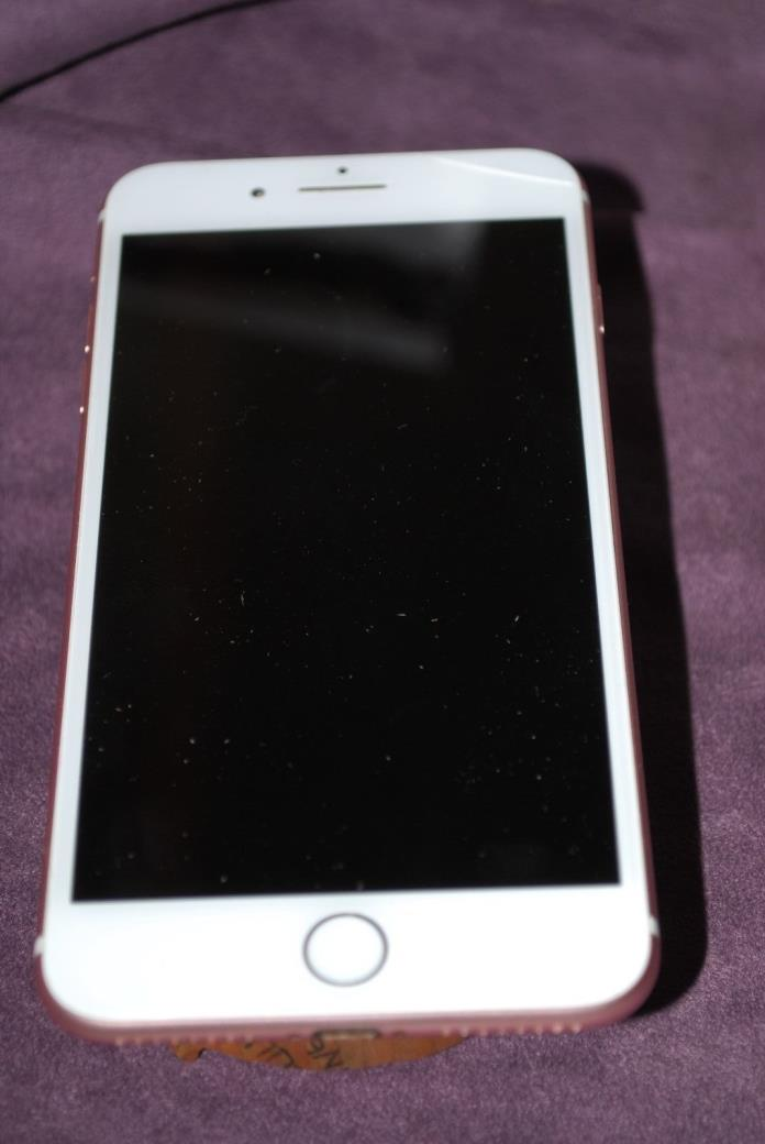 APPLE IPHONE 7 PLUS -32GB - ROSE GOLD (AT&T, Sprint,Verizon)   ** Blacklisted **