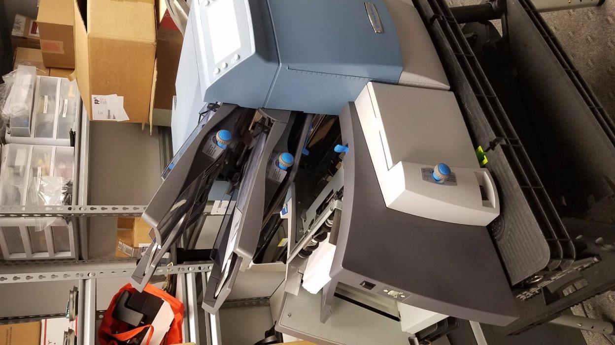 Pitney Bowes/ Secap DI425 Folder Inserter
