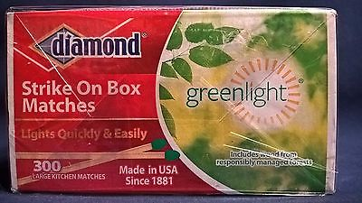600 Large Wood Kitchen MATCHES (2 x 300) -- Diamond Greenlight