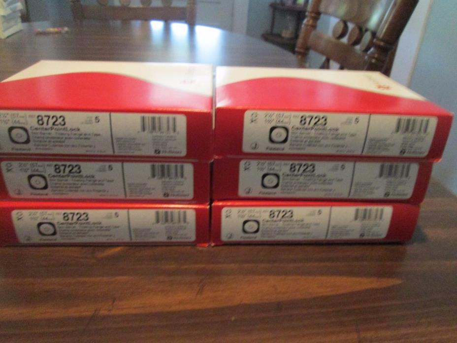 Hollister CenterPointLock Premier Flextend Colostomy Barrier, 8723 2 BOXES OF 5