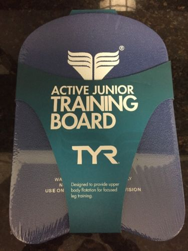 TYR Active Junior Training Board - New - Blue