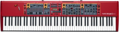 Nord Stage 2 EX 88 (Demo 88-Key Stage Piano) (Open Box)