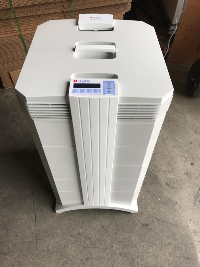 IQAir, HealthPro Series Air Purifier
