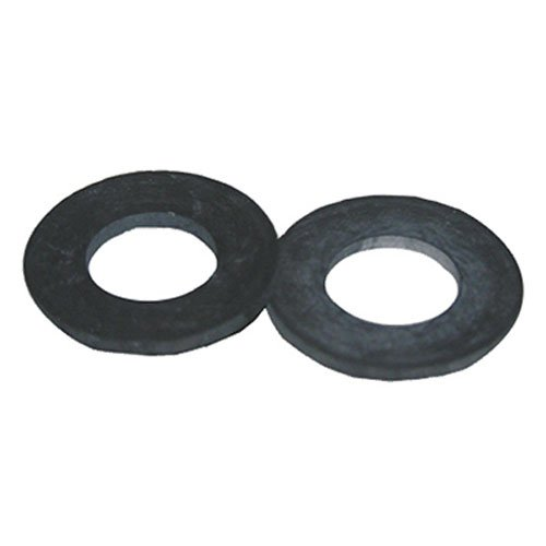 LASCO 08-1979 Shower Head Gaskets for Hand Held Hoses Or Shower Heads, Rubber