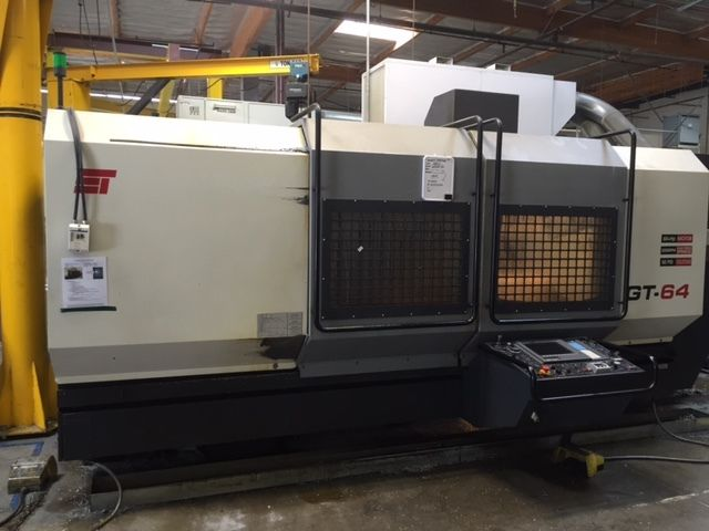 1999 ERNAULT-TOYODA GT-64 Twin Turret CNC Lathe UPGRADED w/28