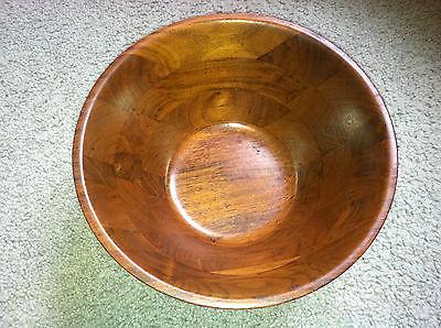 Burl Walnut #31 bowl from Billings Missouri