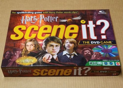 Harry Potter Scene It? Board Game