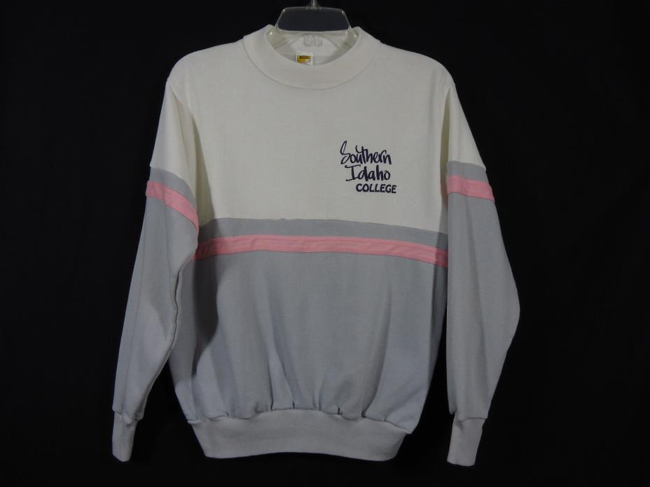 Vintage Southern Idaho College Sweatshirt NWT Size XL