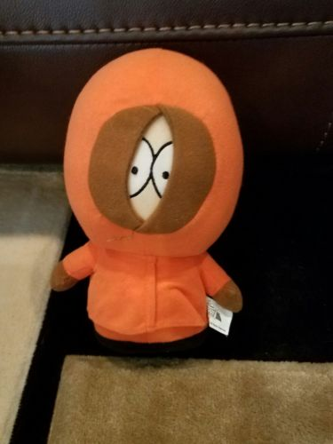 2008 Kenny South Park Plush Plushie Stuffed Animal Nanco