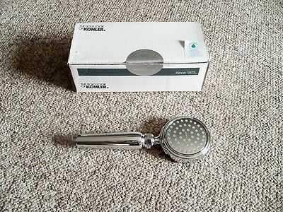 KOHLER ARTIFACTS HAND HELD SHOWER HEAD 72776-CP CHROME