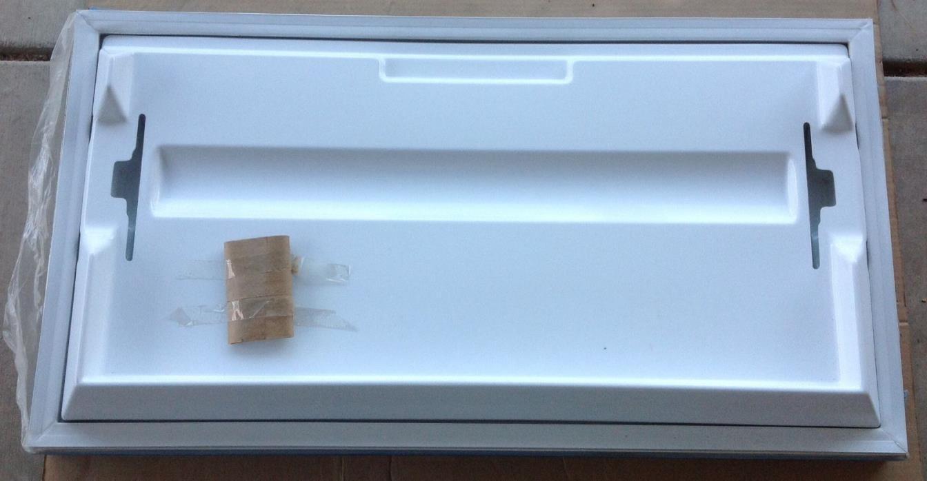 Sub Zero Stainless Refrigerator Freezer Door - NEW still in wrap