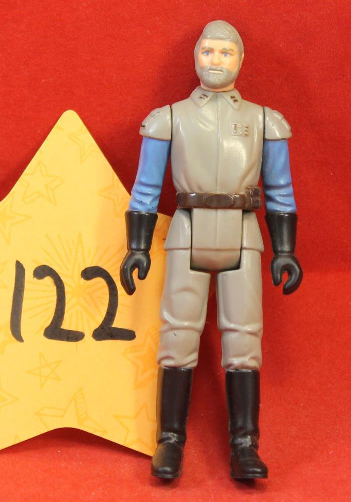 Star Wars Vintage General Madine 1983 LFL Taiwan #122 1983 Kenner