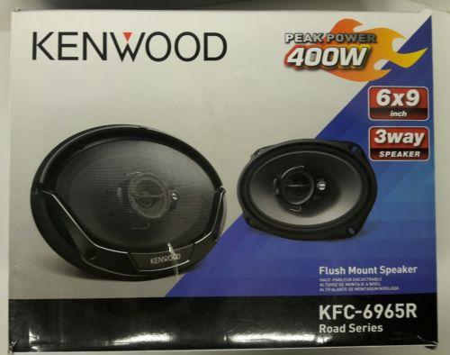 Kenwood KFC-6965R Road Series 6