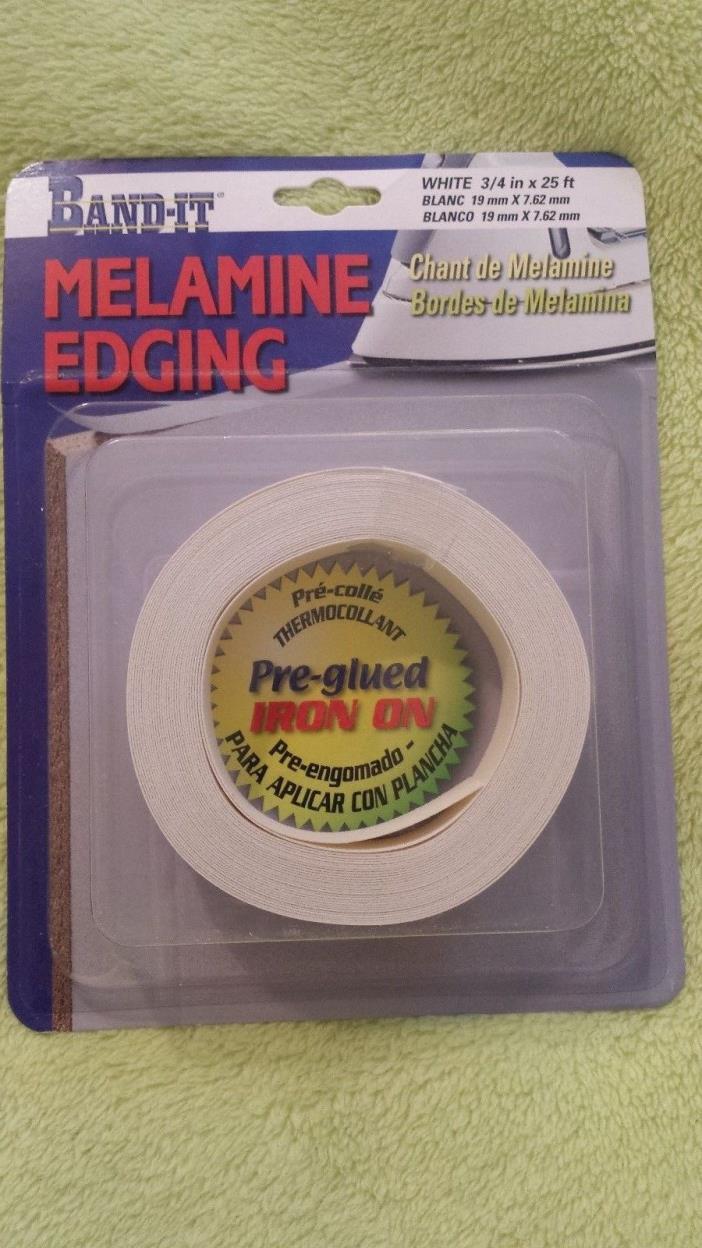 Band-It Melamine Edge Banding 3/4