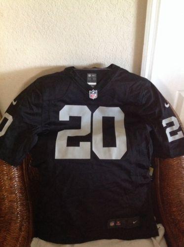 Nike Oakland Raiders NFL Darren McFadden #20  jersey NWT size S  mens