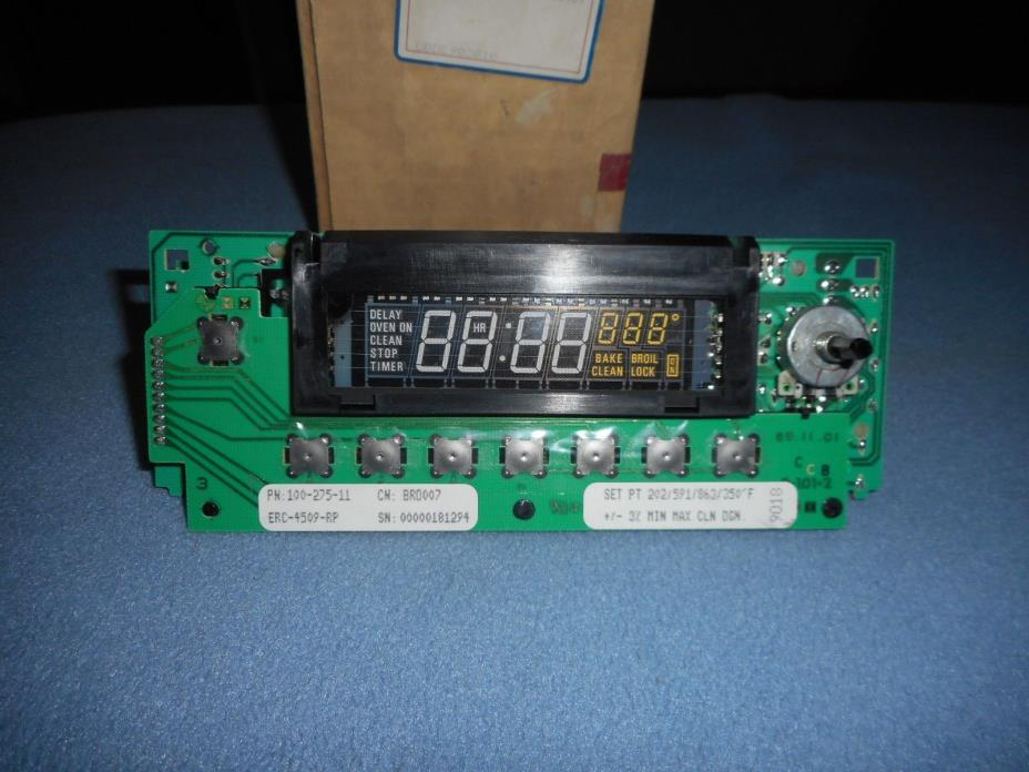 timer clock 4342969 new replaces 4338408-4342553-4338409