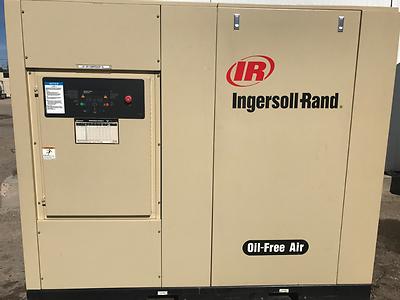 Ingersoll-Rand Sierra H60W Oil Free, Good Used