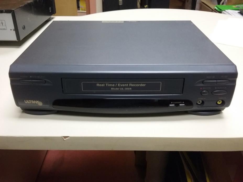 Ultrak UL-300A Security VCR