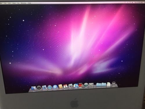 IMac 4,1 2GHz Intel Core Duo 250 GB Excellent Condition