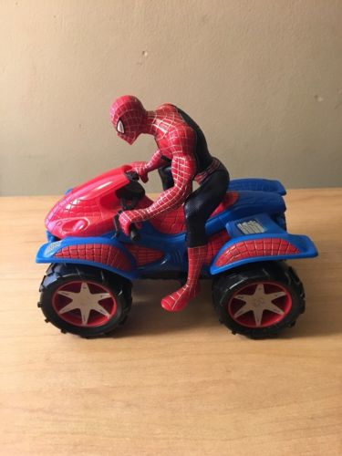 Spider-Man Battery Operated 4 Wheeler