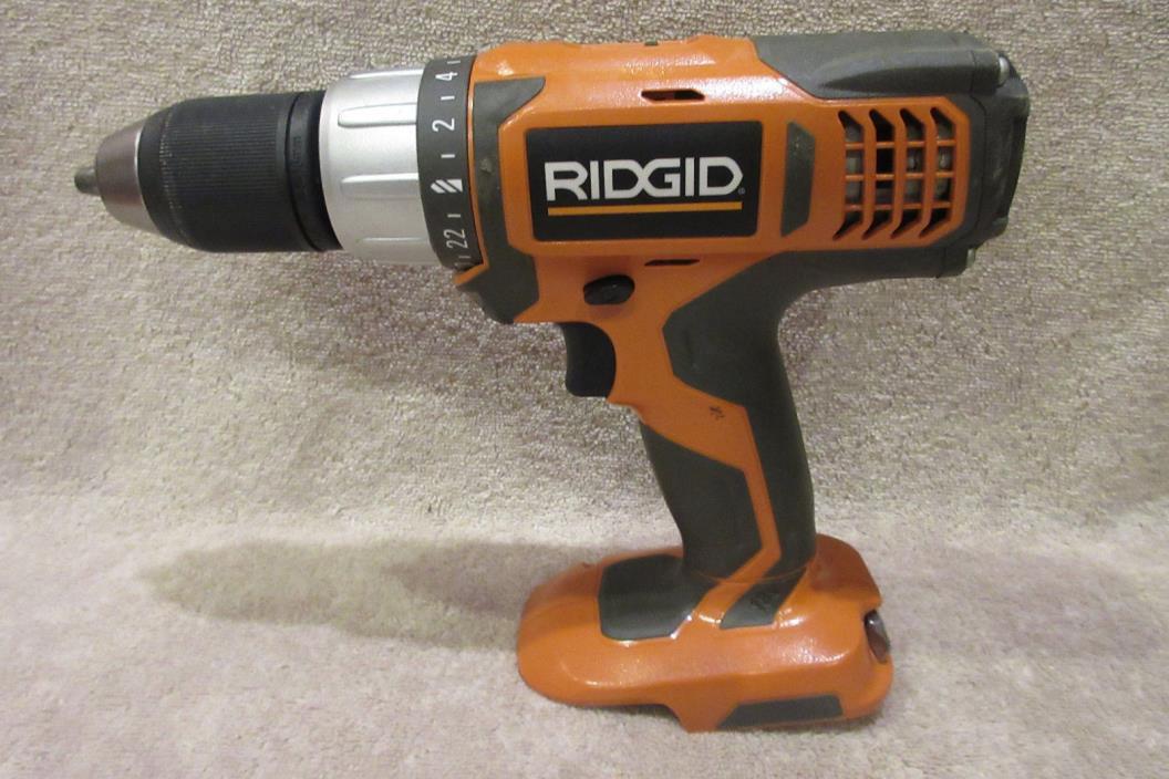 Ridgid R86006 18V Li-Ion 1/2
